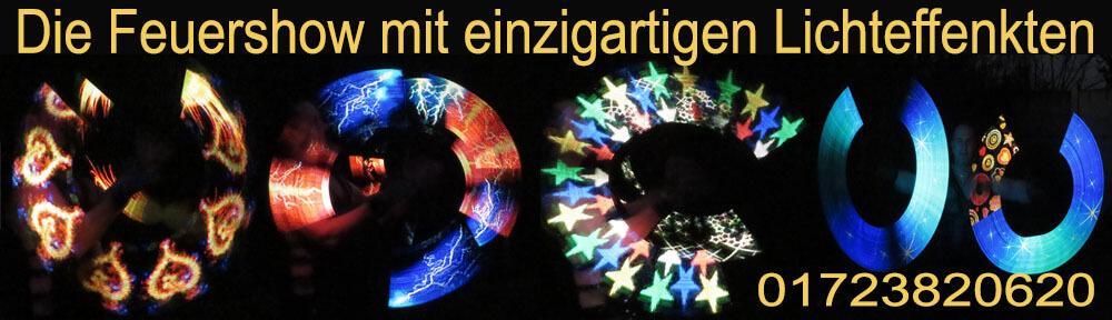 Feuershow-mit-Lichteffekten