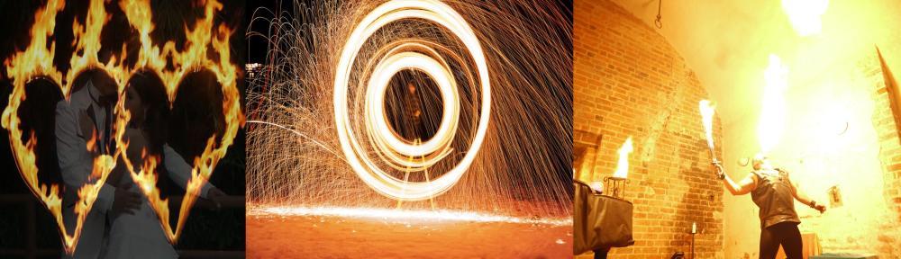 Feuershow Schwedt buchen zur Hochzeit